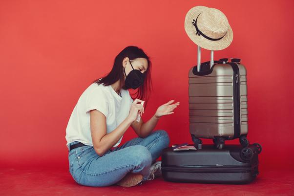 Orientações ao viajar durante a pandemia do coronavírus
